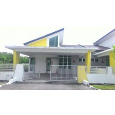 Semi-detached House at Bandar Puteri Jaya, Sungai Petani