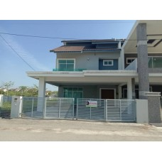 Semi-detached House at Bandar SP Saujana, Sungai Petani