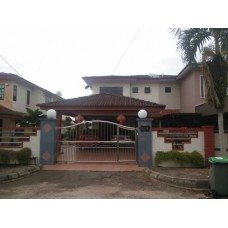Semi-detached House at Taman Melati, Sungai Petani