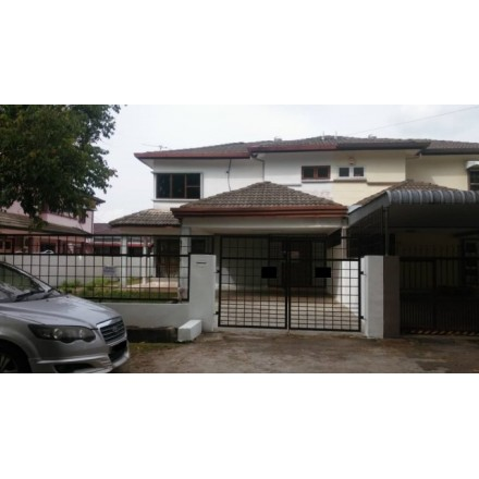 Semi-detached House at Taman Patani Jaya, Sungai Petani