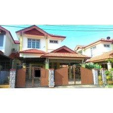 2 Storey Semi D at Cinta Sayang Resort Homes