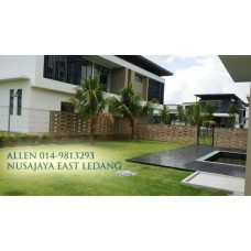 East Ledang Bungalow located at the heart development of Iskandar, Nusajaya