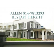 Bestari Heights Corner Unit For Sale