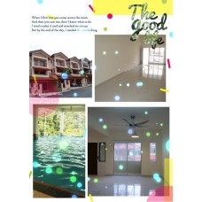 Taman Amansiara Terrace House @ Selayang, Rawang for Rent/ Sales