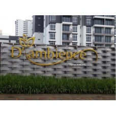 FOR SALE - D'AMBIANCE SERVICED APARTMENT @ PERMAS JAYA