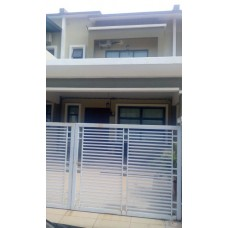 Suria Residence Gated Double-Storey Terrace