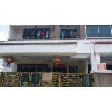 2-sty Terrace House at Double Story Terrace House Corner Lot, Taman Menglembu Timur, Menglembu