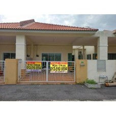 1-sty Terrace House at Lapangan Perdana single storey house for sale in Ipoh, Ipoh
