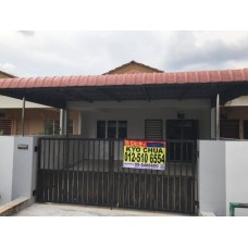 1-sty Terrace House at Single Storey Terrace House for sale in Klebang Ipoh, Ipoh