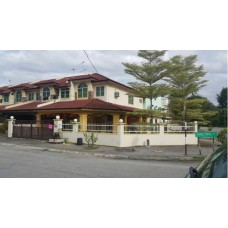 2-sty Terrace House at Rapat Permai double storey corner house for sale in Ipoh, Ipoh