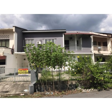 2-sty Terrace House at double storey terrace house for sale in fair park ipoh, Ipoh