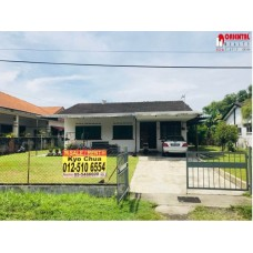 Bungalow House at Single Storey Bungalow house for sale in Ipoh, Taman Lapangan Terbang, Ipoh