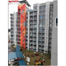 Condominium at Sky Garden residence (condo) for rent in Chemor perak, Chemor