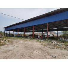 Real Estate & Land at Heavy Industry land + warehouse for sale in Chemor Perak, Chemor