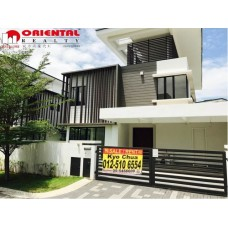 Semi-detached House at Enclave 2 Semi Detached house for sale in Ipoh, Ipoh