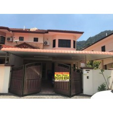 Semi-detached House at Sunway Double Storey Semi Detached house for sale in Ipoh, Garden Villa, Ipoh