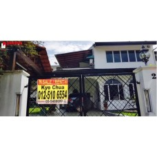 Semi-detached House at Taman Lake View Semi D Corner house for sale in Taiping, Taiping