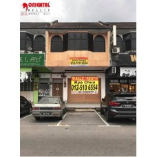 Shop Lot at bercham double storey shop lot for sale in ipoh, Ipoh