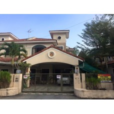 Double Storey Semi Detached House for Sale in Pulai Height Ipoh