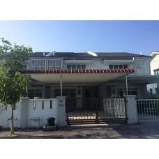 Double Storey Terrace House for Sale In Seri Klebang Ipoh