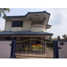 Happy Garden Semi Detached House Fully Furnish for Rent in Ipoh