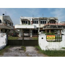 Freehold Semi Detached in Pasir Puteh Ipoh for sale