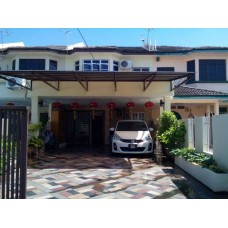 Double Storey Terrace House in Taman Cempaka for sale in Ipoh