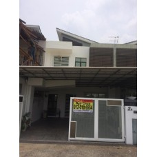 Sunland Residence Double Storey Terrace House for sale in Ipoh