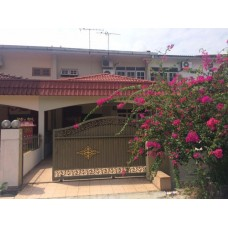 First Garden Terrace House for Sale in Ipoh