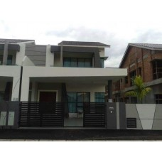 Freehold Brand New Semi D for sale in Ipoh