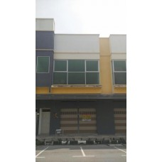 double storey brand new shop for sale in tronoh perak
