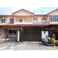 Double Storey Terrace house for sale in Lahat Baru Ipoh