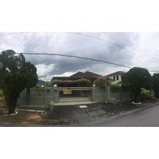 Single Storey Meru bungalow house for sale in Ipoh