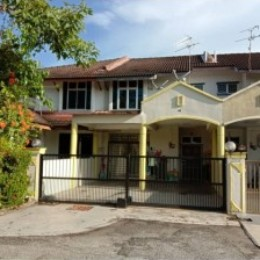 2-sty Terrace House at Bandar Amanjaya, Sungai Petani