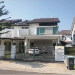 Semi-detached House at Bukit Banyan, Sungai Petani