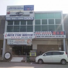 Shop Lot at Bandar Amanjaya, Sungai Petani